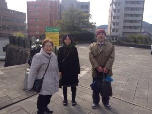 20140205長崎 殉教聖会 西坂